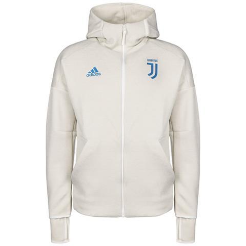 ADIDAS PERFORMANCE Megztinis su gobtuvu »Juventus Turin Z...