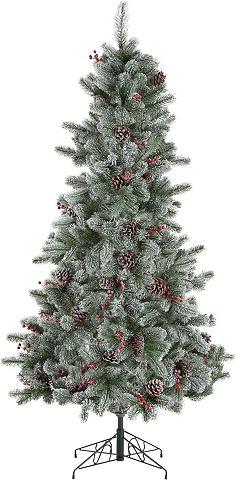 Home affaire Künstlicher Weihnachtsbaum beschneite ...