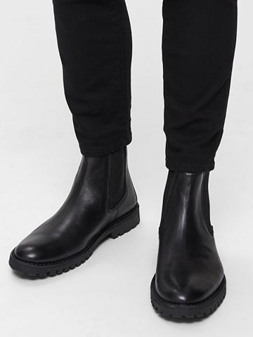 SELECTED HOMME Odinis Ilgaauliai batai