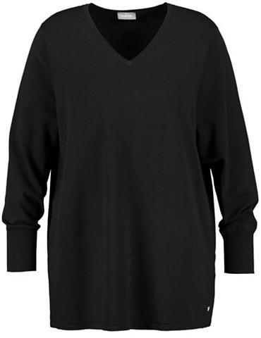 SAMOON Megztinis Ilgomis rankovėmis marškinėl...