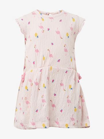 TOM TAILOR Suknelė »Suknelė su Flamingomuster«