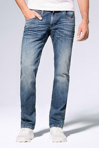 CAMP DAVID Regular-fit-Jeans »NI:CO« su Used-Wasc...