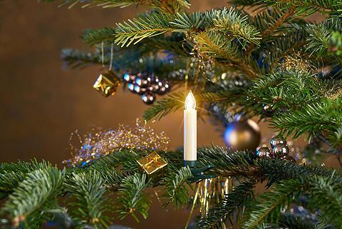 BONETTI LED-Christbaumkerzen kabellos 40 Kerze...