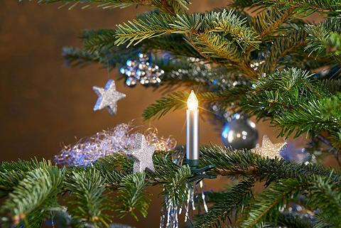 BONETTI LED-Christbaumkerzen kabellos 25 Kerze...