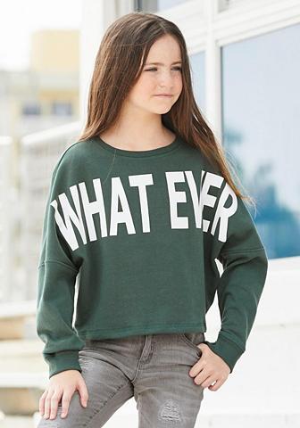ARIZONA Sportinio stiliaus megztinis »WHAT EVE...