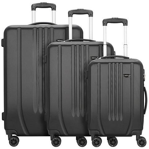 NOWI Hardshelled 3.0 4-Rollen Kofferset 3 d...