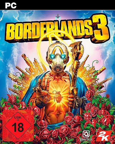 2K SPORTS Borderlands 3 PC