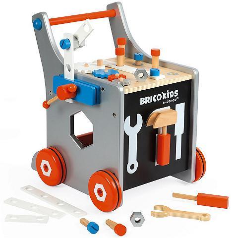 Janod Werkbank »Brico'Kids Werkbankwagen gro...