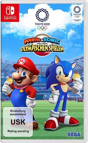 Nintendo Switch Mario & Sonic bei den Olympischen Spie...