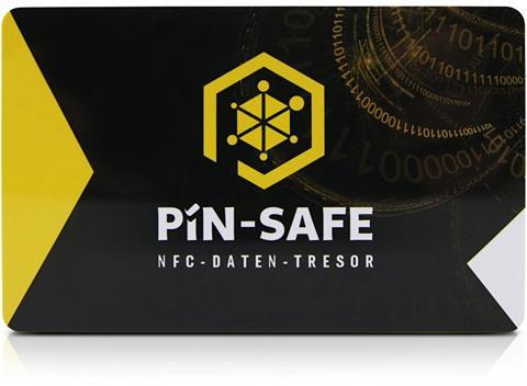 PIN-SAFE Speicherkarte » Karte NFC offline Date...