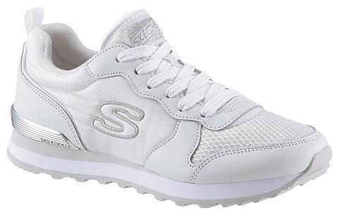 Skechers »Gold´n Gurl« Sneaker su Metallic-Deta...