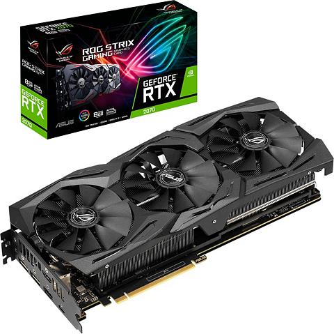 Asus ROG STRIX RTX 2070 8G GAMING Grafikkar...