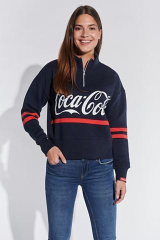 COURSE Sportinio stiliaus megztinis Coca-Cola...