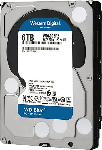 WESTERN DIGITAL »WD Blue« HDD-Festplatte 35 '' (SATA I...