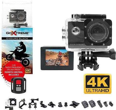 GoXtreme »Enduro Black« Camcorder (4K Ultra HD ...