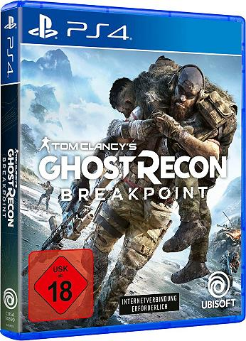 UBISOFT Tom Clancy's Ghost Recon Breakpoint Pl...