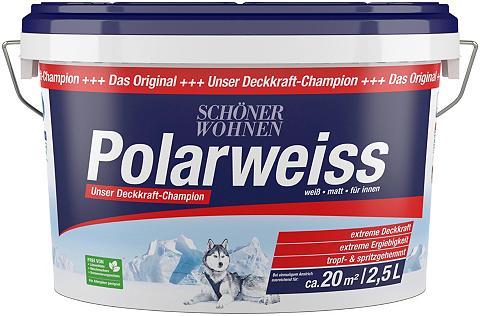 SCHÖNER WOHNEN-KOLLEKTION Gražus WOHNEN FARBE Dažai »Polarweiss ...