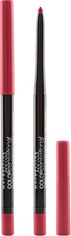 MAYBELLINE NEW YORK Lipliner »Color Sensational Shaping«