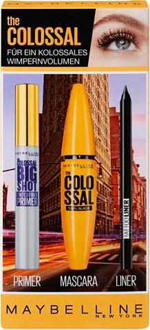 MAYBELLINE NEW YORK Make-up rinkinys »The Colossal« 3 vnt....