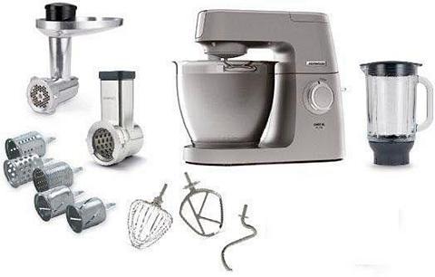 KENWOOD Küchenmaschine Chef XL Elite KVL6420S ...