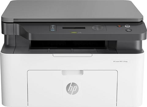 HP Laser MFP 135wg Multifunktionsdrucker ...