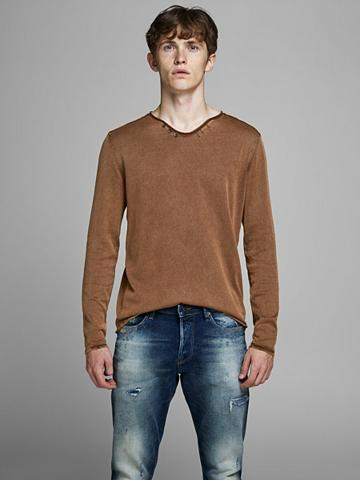 JACK & JONES Jack & Jones RETURN KNIT U-NECK Megzti...