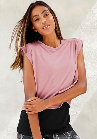 LASCANA ACTIVE Du viename marškinėliai »Tropical« in ...