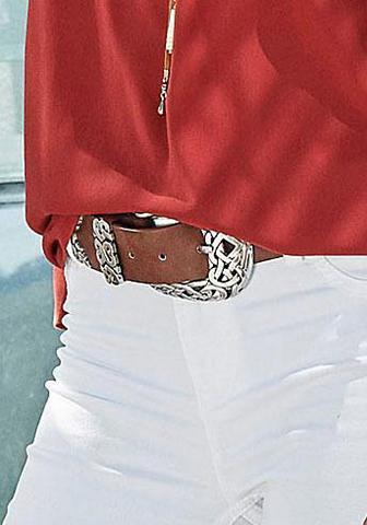 LASCANA Korsetas su aufregender Zierschnalle