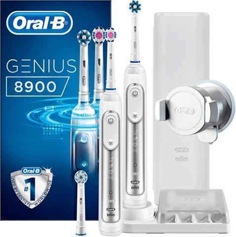 Oral B Elektrische Zahnbürste Genius 8900 Auf...
