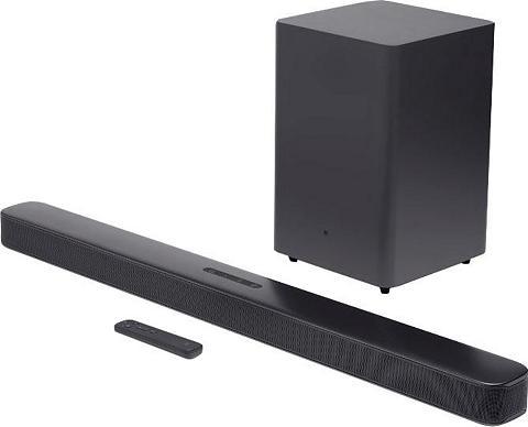 JBL Bar 2.1 Deep Bass 2.1 Soundbar (Blueto...