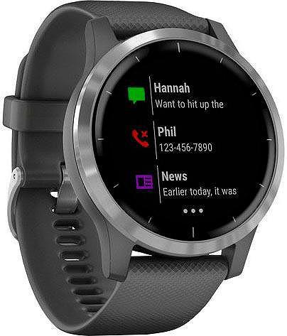 Garmin VIVOACTIVE 4 Smartwatch (33 cm/13 Zoll...