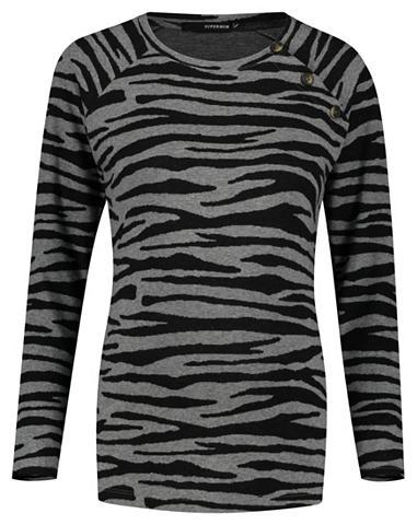 Supermom Megztinis »Zebra Nurs«