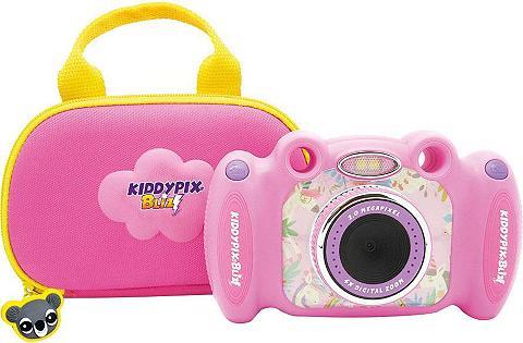 Easypix »Kiddypix Blizz Pink« Kinderkamera (vo...