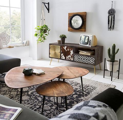 SIT Kavos staliukas su Massivholzplatte iš...