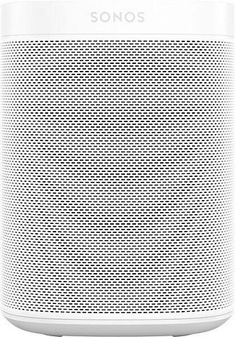 Sonos One SL Smart Speaker (LAN (Ethernet) W...