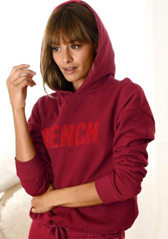 Bench. Hoodie in Cropped-Form