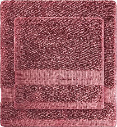 Marc O'Polo Home Rankų rankšluostis »Melange« (2-St) su...