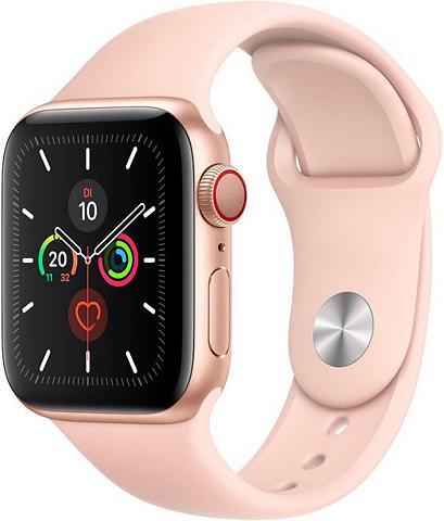 Apple Series 5 GPS + Cellular Aluminiumgehäu...