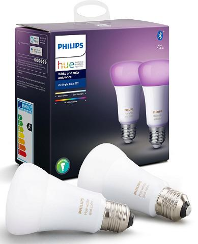 Philips Hue »White and Color Ambiance Doppelpack 2...