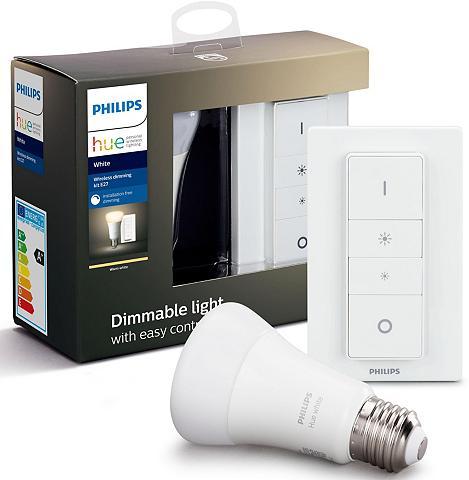 Philips Hue »White Wireless Dimming Kit + Dimmscha...