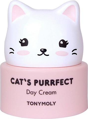 TONYMOLY Tagescreme »Cat's Purrfect«