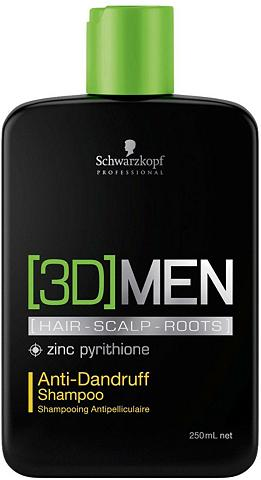 Schwarzkopf Professional Haarshampoo »[3D] Men Anti-Dandruff Sh...