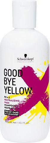 Schwarzkopf Professional Haarshampoo »Goodbye Yellow Shampoo« 1...