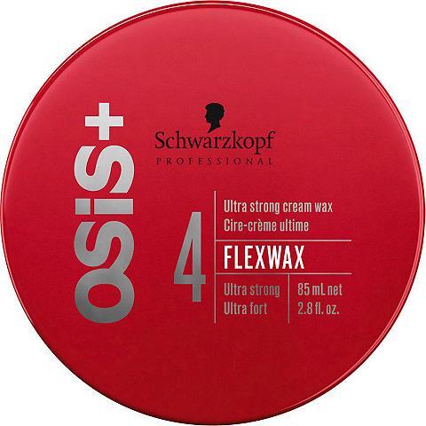 Schwarzkopf Professional Haarwachs »OSiS+ Flexwax« extra starke...