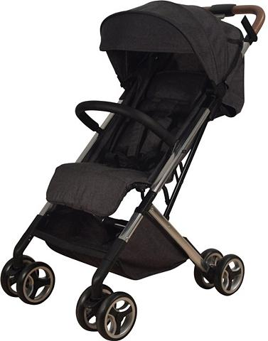 Knorrbaby Kinder-Buggy »S-Easy Fold juoda spalva...