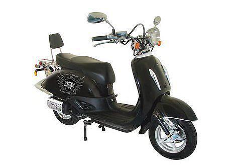 Motorroller »Milano« 50 ccm 45 km/h ju...