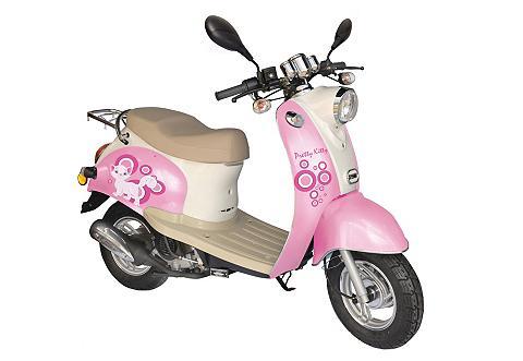 Mopedas »Venezia II« Pretty Kitty 50 c...