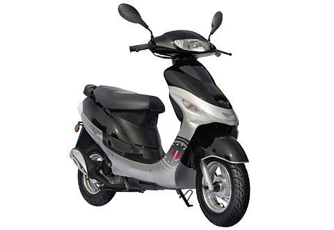 Motorroller ir veidrodis »Eco Fox« 50 ...