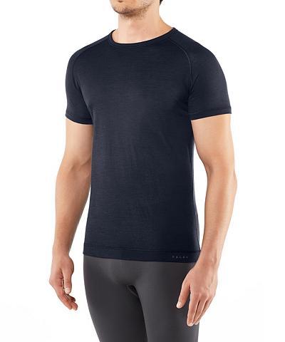 FALKE Marškinėliai »Silk-Wool« Merinowolle/S...