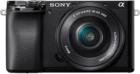 Sony »Alpha 6100 Kit su SELP1650« Systemkam...